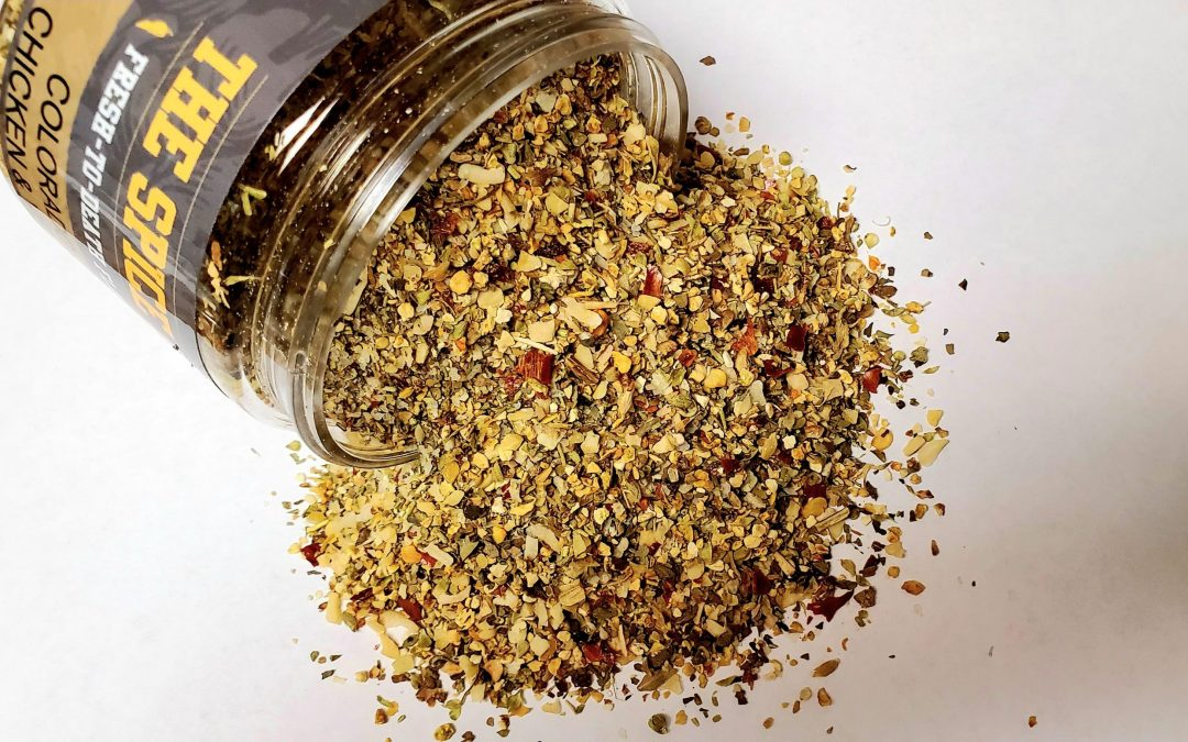 Get To Know Zach Johnston, The Spice Guy