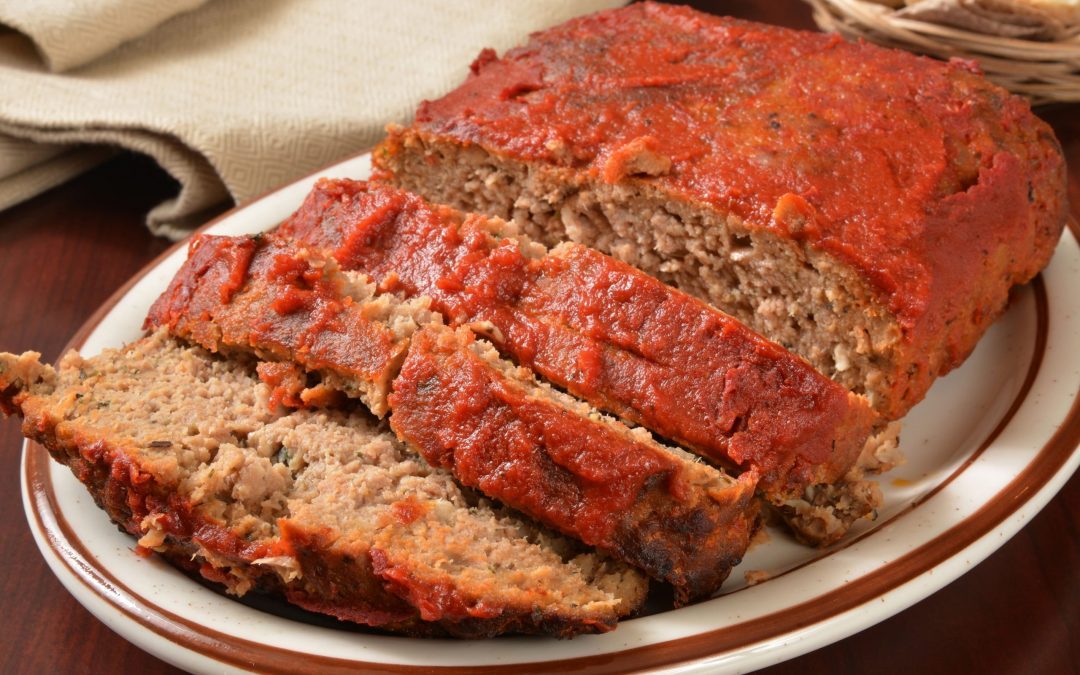 Recipe: MaryKay Buckner's Meatloaf