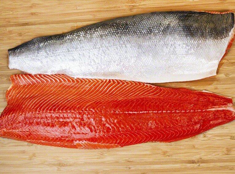 Locavore Delivery, Colorado Wild Caught Salmon